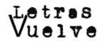 Letras Vuelve 354px