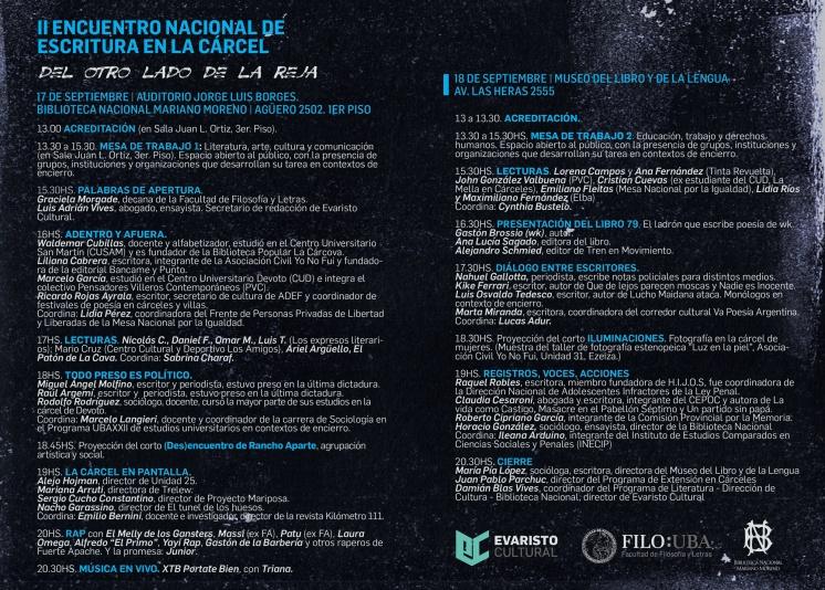 Programa II ENEC 2015
