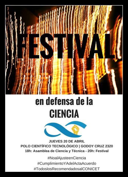 Festival MinCyT