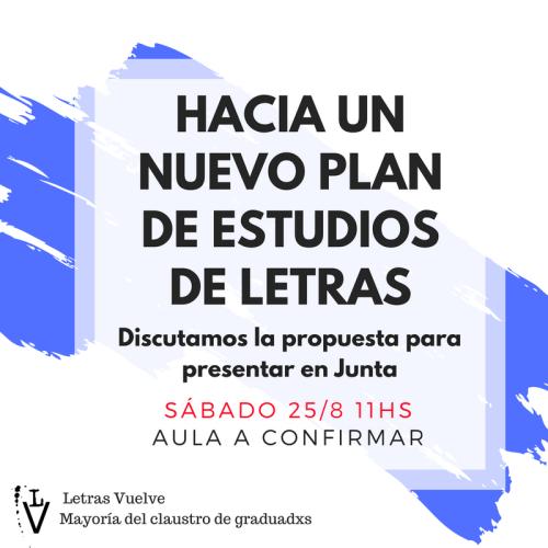 IV Hacia un nuevo plan de estudios 2018 (final)